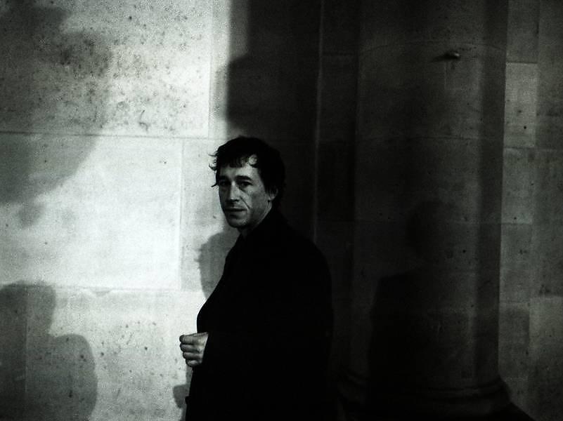 Bertand Bonello (portrait de nuit) Paris 2011