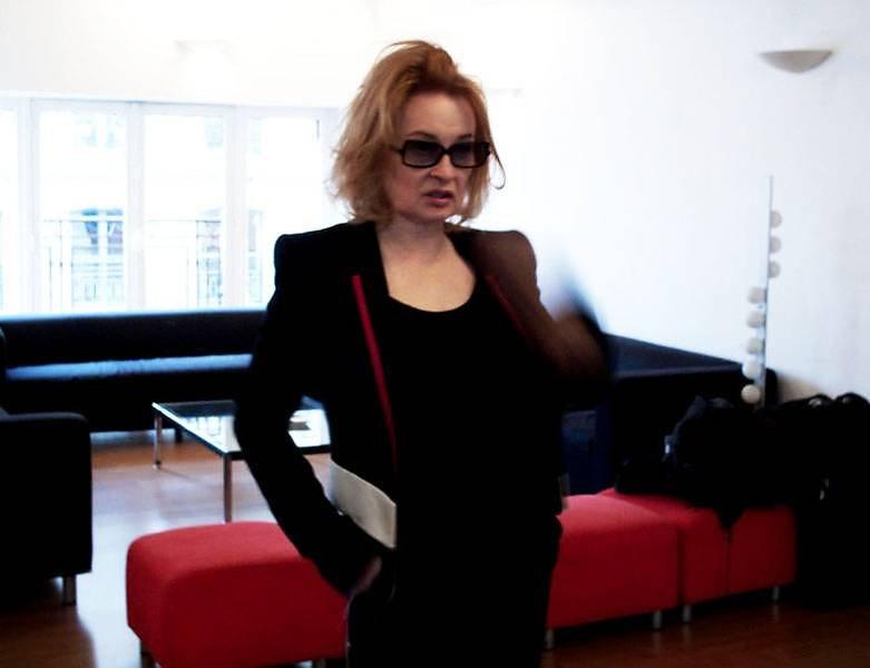 Ingrid Caven Paris 2012