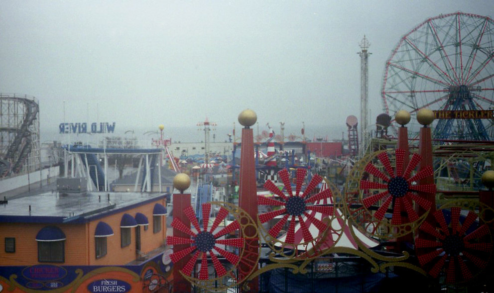 Locations Series, The Warriors, Coney Island, Brooklyn, NY, 2014