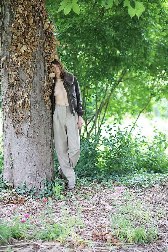 Purple Fashion (Camille Bidault Waddington) 2014