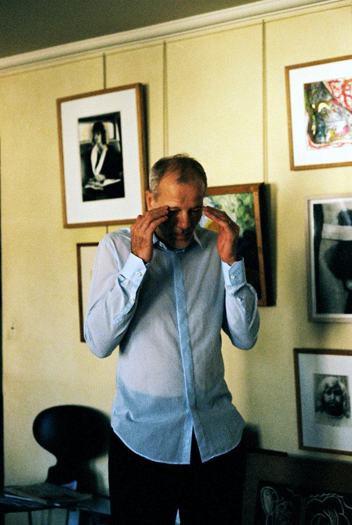 Pascal Greggory, Paris, 2012