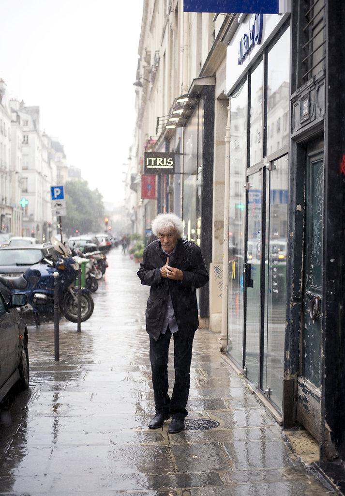 Gianni Motti rue de Turenne Paris 2016