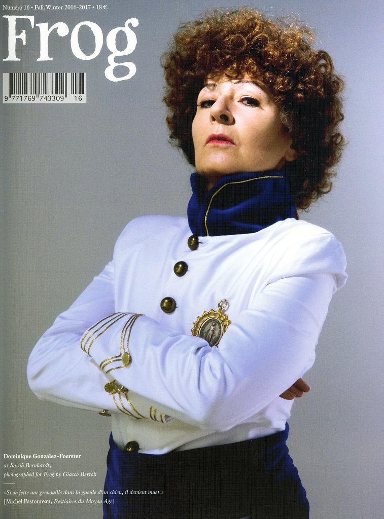 Frog magazine n.16 2016