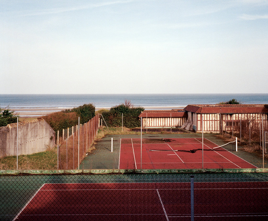 Tennis Courts Series