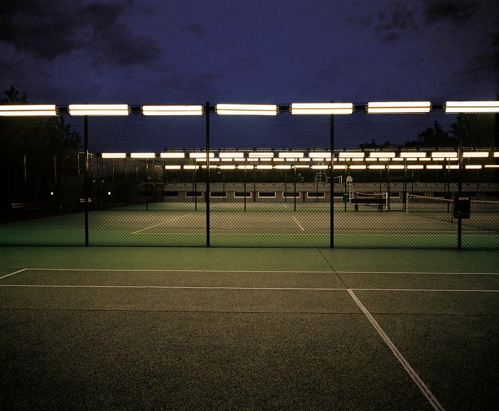 Tennis Court 2000