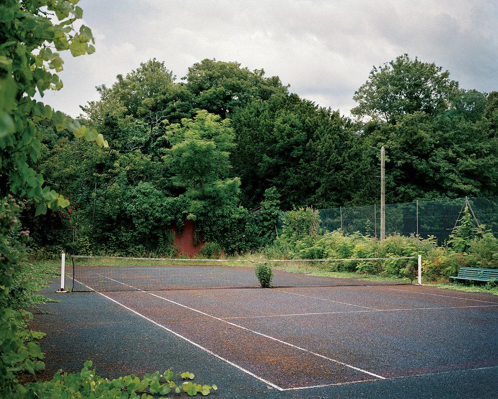 Tennis Court 2011