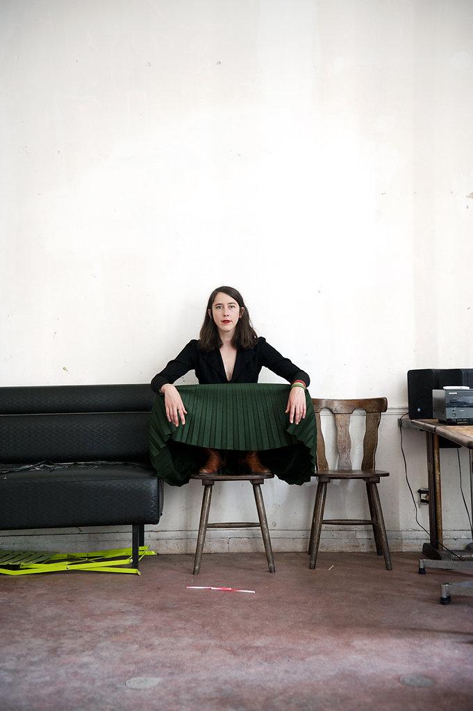 Eloïse Decazes The Wire 2017