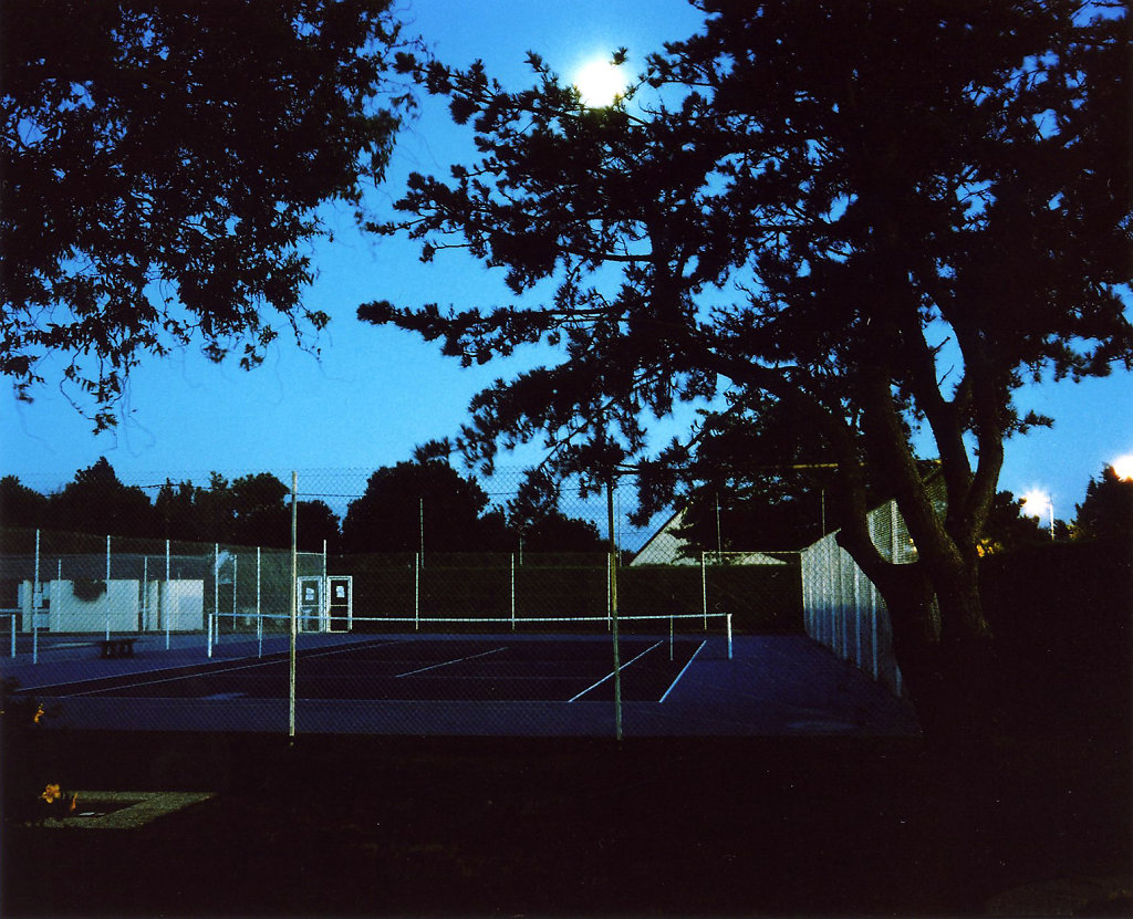 Tennis Court 2015 (Nocturama)