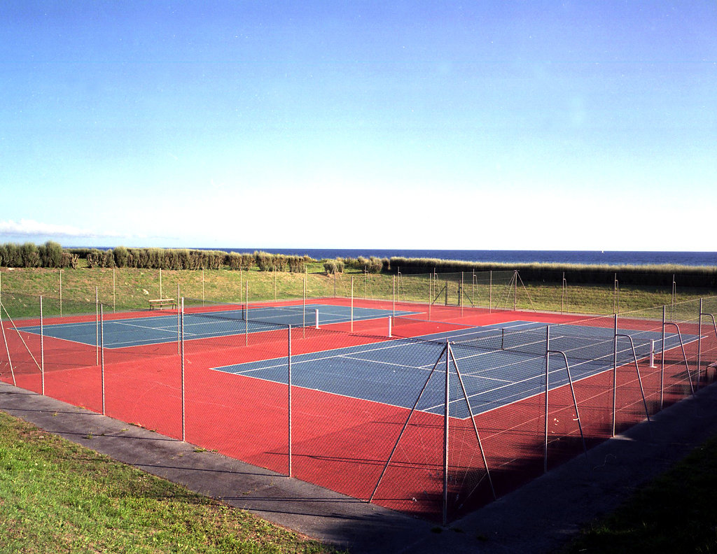 Tennis Court 2020