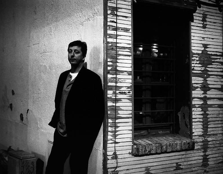 Hal Hartley (portrait de nuit) Paris 2010