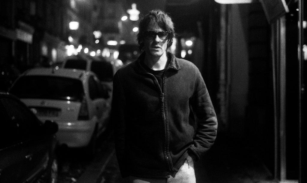 Jason Pierce (portrait de nuit) Paris 2012