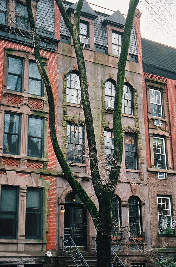 Panic Room 38 West 94th New York 2014